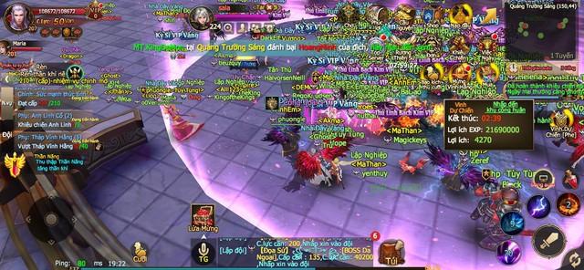 Thánh Chiến 3D: Bom tấn MMORPG Hàn Quốc chính thức đạt Top 1 thịnh hành CH Play sau 2 ngày ra mắt - Ảnh 1.
