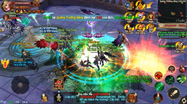 Thánh Chiến 3D: Bom tấn MMORPG Hàn Quốc chính thức đạt Top 1 thịnh hành CH Play sau 2 ngày ra mắt - Ảnh 5.