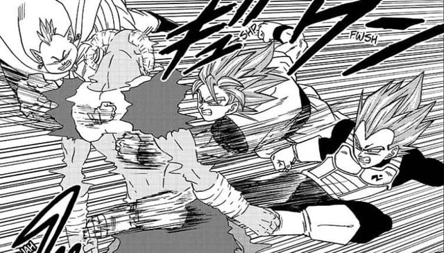 Dragon Ball Super: Tại sao Goku và các chiến binh Saiyan vẫn đánh nhau ngoài không gian, dù tác giả khẳng định họ sẽ chết nếu bay vào vũ trụ? - Ảnh 3.