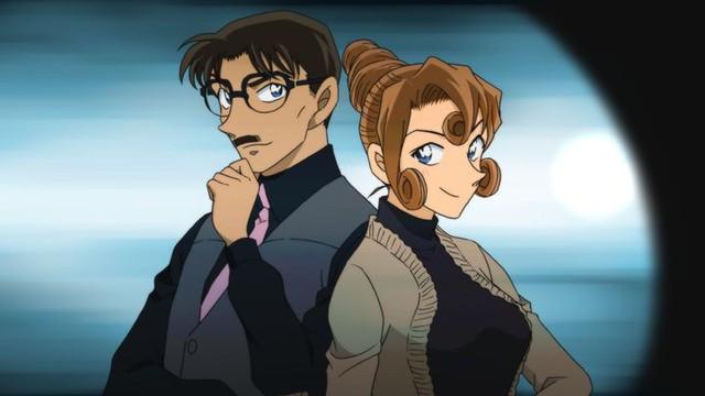 Thám tử lừng danh Conan: Bỏ qua những vụ phá án hóc búa thì đây là 10 cặp đôi được lòng fan nhất - Ảnh 4.