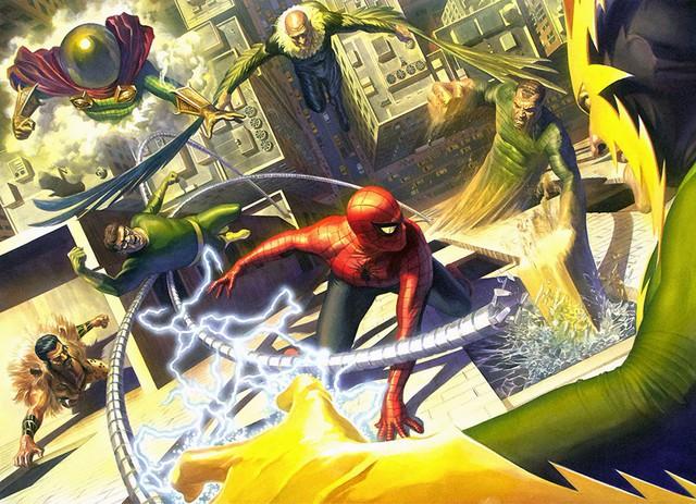4 nhân vật phản diện sẽ bán hành cho Người Nhện trong Spider-Man: Far From Home là ai? - Ảnh 9.