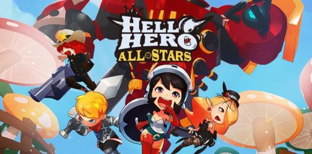 Thử ngay Hello Hero: All Stars - Game nhập vai siêu dễ thương mới mở cửa - Ảnh 1.