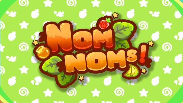Nếu đang tìm kiếm một tựa game mobile vui nhộn siêu giải trí hãy thử ngay Nomnoms - Ảnh 1.