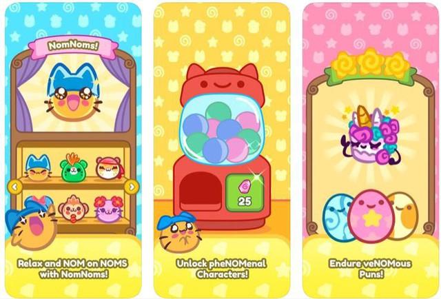 Nếu đang tìm kiếm một tựa game mobile vui nhộn siêu giải trí hãy thử ngay Nomnoms - Ảnh 3.