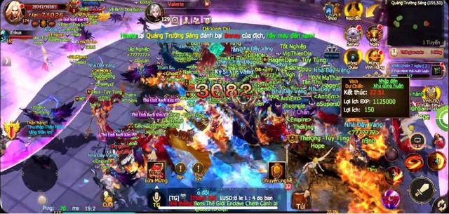 """Tích tiêu lên Vip, nơi dân cày trở thành """"đại gia"""" dễ dàng chính là gameplay MMORPG thời đại mới - Ảnh 3."""