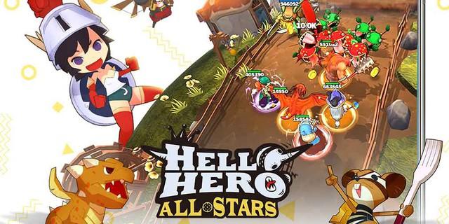 Thử ngay Hello Hero: All Stars - Game nhập vai siêu dễ thương mới mở cửa - Ảnh 4.