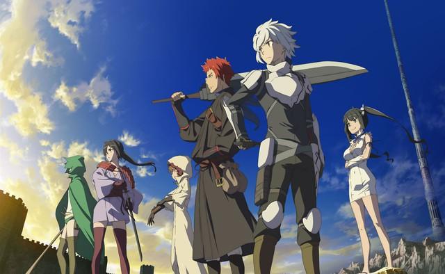 Sword Art Online: Alicization và 6 tựa anime đình đám sắp trở lại với season mới - Ảnh 1.