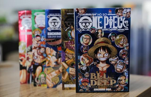 Databook One Piece phiên bản giới hạn đựng trong hộp siêu đẹp chuẩn bị ra mắt fan - Ảnh 2.