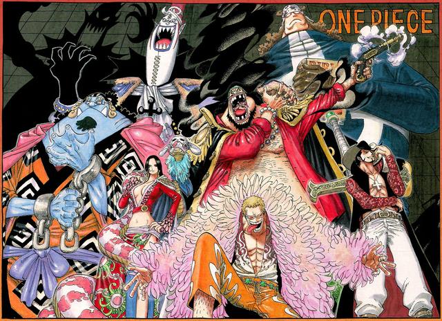 10 tổ chức tội phạm nổi danh bậc nhất trong anime (Phần 1) - Ảnh 1.