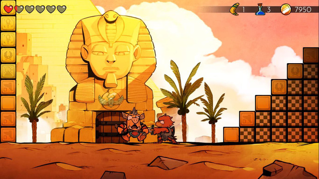 Wonder Boy: The Dragons Trap – tựa game được mệnh danh là Rockman 4.0 có gì hot? - Ảnh 1.