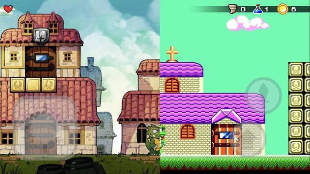 Wonder Boy: The Dragons Trap – tựa game được mệnh danh là Rockman 4.0 có gì hot? - Ảnh 2.