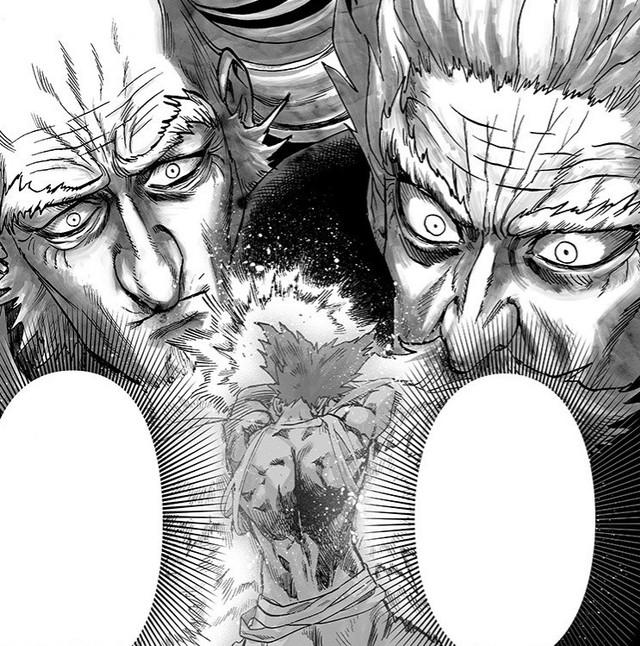 One Punch Man mùa 2 tập 11: Quái vật Garou đụng độ sư phụ Bang, trận quyết chiến giữa thầy và trò - Ảnh 2.