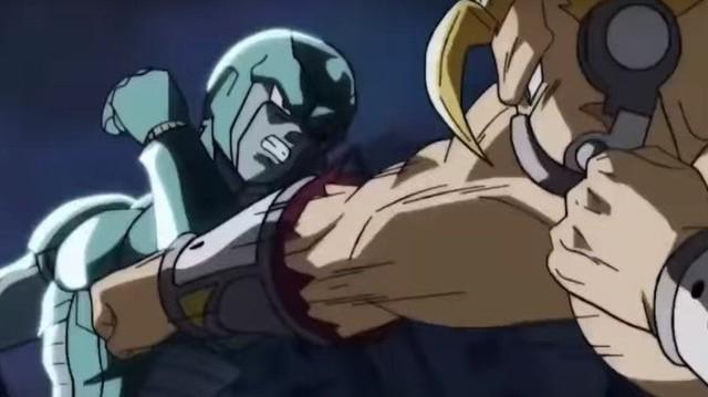 Super Dragon Ball Heroes: Đụng độ Golden Metal Cool, Cumber bị bán hành ngập mồm - Ảnh 1.
