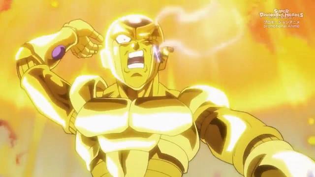 Super Dragon Ball Heroes: Đụng độ Golden Metal Cool, Cumber bị bán hành ngập mồm - Ảnh 4.
