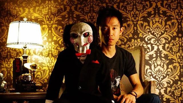 Ông hoàng kinh dị James Wan đính hôn với nữ diễn viên bị quỷ ám trong chính phim của mình - Ảnh 1.