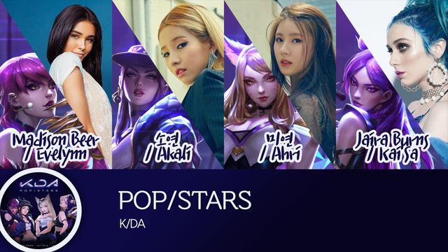 LMHT: Ngọc nữ Hollywood góp mặt trong MV mới của Sơn Tùng MTP hóa ra lại là thành viên của ban nhạc K/DA - Ảnh 5.