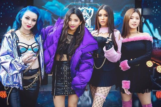 LMHT: Ngọc nữ Hollywood góp mặt trong MV mới của Sơn Tùng MTP hóa ra lại là thành viên của ban nhạc K/DA - Ảnh 4.