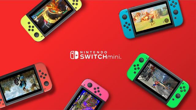 Nintendo tiếp tục hé lộ thêm thông tin về Switch mini giá siêu rẻ - Ảnh 2.