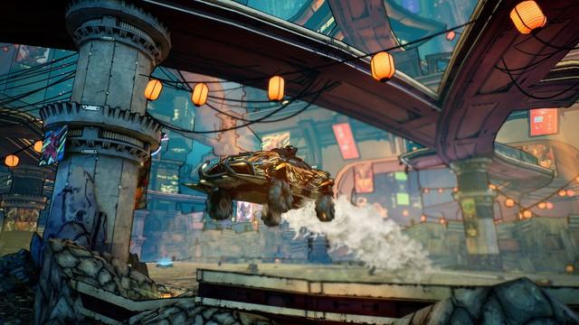 Thử ngay Karnage - Game lái xe đâm quái vật khổng lồ đầy hấp dẫn - Ảnh 2.
