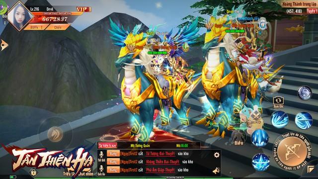 Sau Chinh Đồ, một tân binh quái vật khác của dòng game nhập vai chiến quốc sắp mở cửa miễn phí tại Việt Nam - Ảnh 6.