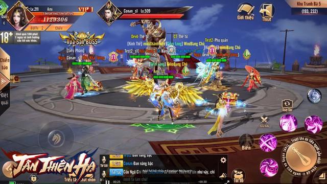 Sau Chinh Đồ, một tân binh quái vật khác của dòng game nhập vai chiến quốc sắp mở cửa miễn phí tại Việt Nam - Ảnh 7.