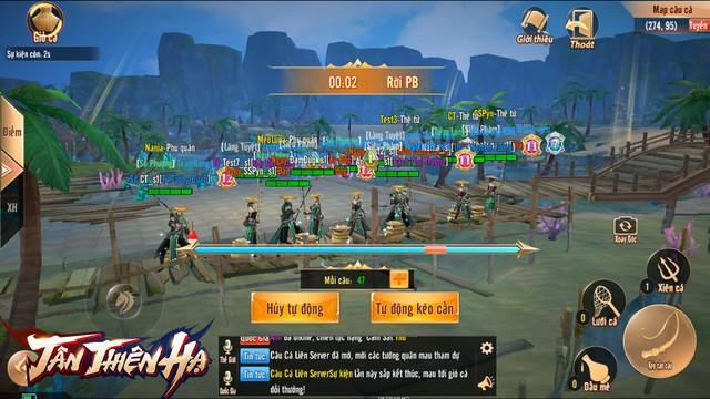 Sau Chinh Đồ, một tân binh quái vật khác của dòng game nhập vai chiến quốc sắp mở cửa miễn phí tại Việt Nam - Ảnh 1.