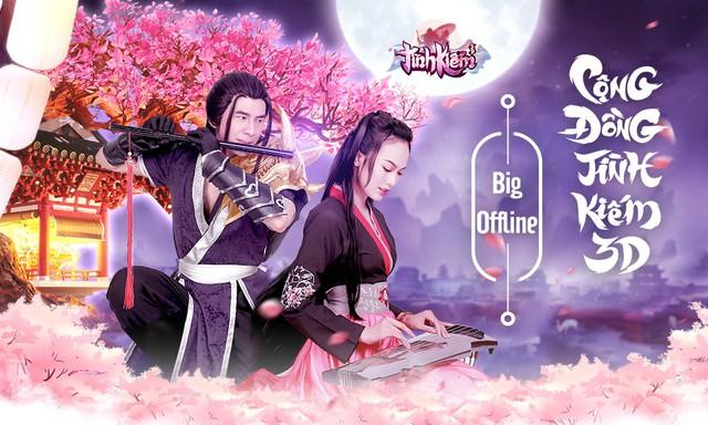 Big Offline Tình Kiếm 3D đến với các game thủ Miền Nam - Ảnh 1.