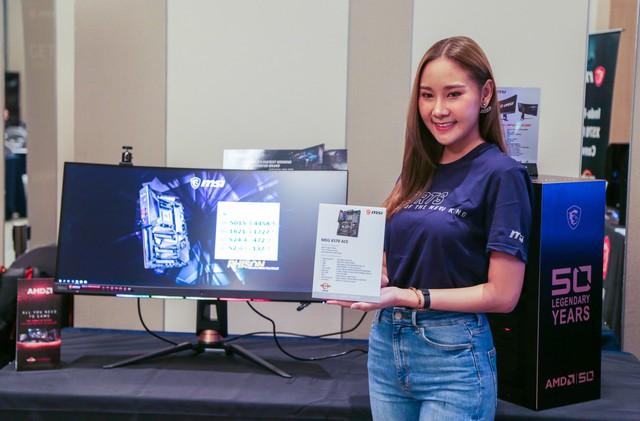 MSI tung ra 4 mẫu màn hình gaming mới, khẳng định mình là vua cong trên toàn thế giới - Ảnh 2.