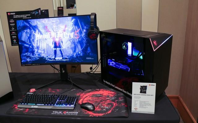 MSI tung ra 4 mẫu màn hình gaming mới, khẳng định mình là vua cong trên toàn thế giới - Ảnh 3.