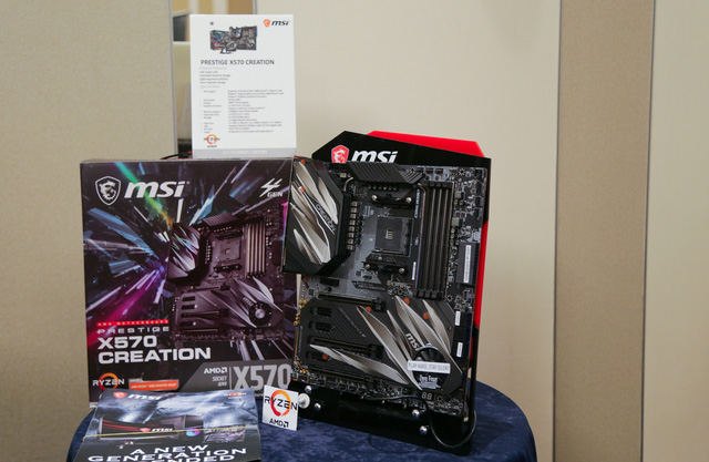 MSI tung loạt bo mạch chủ X570 tuyệt vời đón chào Ryzen 3000 siêu mạnh sắp ra mắt game thủ - Ảnh 10.