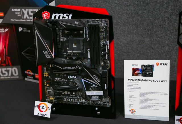 MSI tung loạt bo mạch chủ X570 tuyệt vời đón chào Ryzen 3000 siêu mạnh sắp ra mắt game thủ - Ảnh 8.