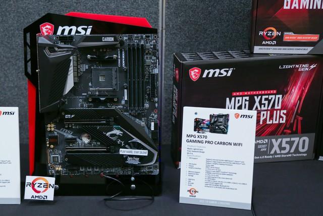 MSI tung loạt bo mạch chủ X570 tuyệt vời đón chào Ryzen 3000 siêu mạnh sắp ra mắt game thủ - Ảnh 9.