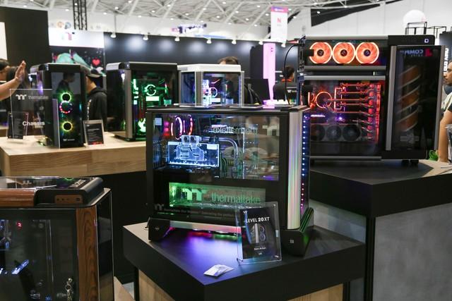 Đây chính là gian hàng tập trung nhiều máy tính độ đẹp nhất Computex - Ảnh 4.