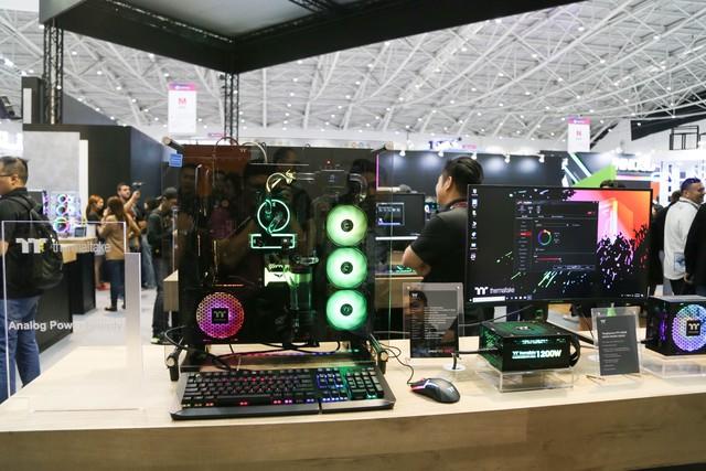 Đây chính là gian hàng tập trung nhiều máy tính độ đẹp nhất Computex - Ảnh 5.