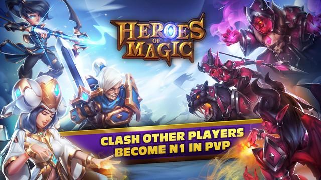 Tổng hợp game mobile RPG, thẻ bài mới có lối chơi cực cuốn hút không thể bỏ qua - Ảnh 2.