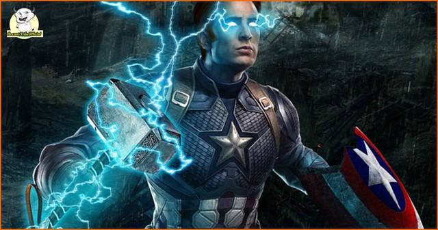 Fan Marvel tranh cãi dữ dội về việc Vision không xứng đáng nhấc búa thần Mjolnir bằng Captain America - Ảnh 3.