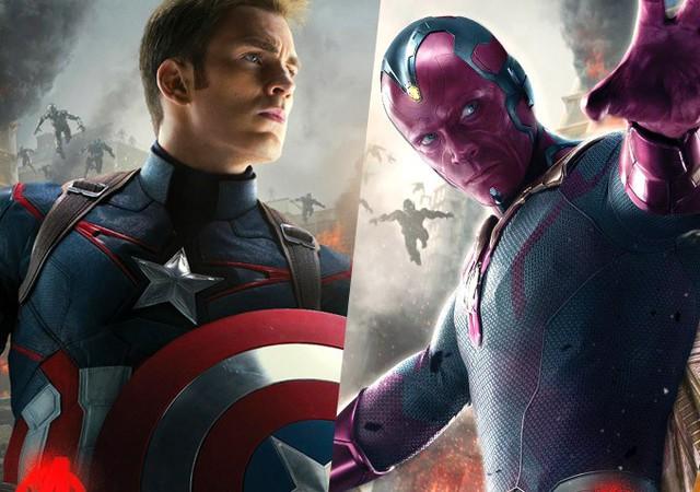 Fan Marvel tranh cãi dữ dội về việc Vision không xứng đáng nhấc búa thần Mjolnir bằng Captain America - Ảnh 6.