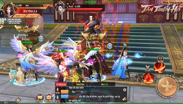Tân Thiên Hạ: Game nhập vai đầy khoái cảm, mới nhiệm vụ tân thủ đã xúi người chơi... xé tan tành quần áo nhân vật nữ - Ảnh 10.