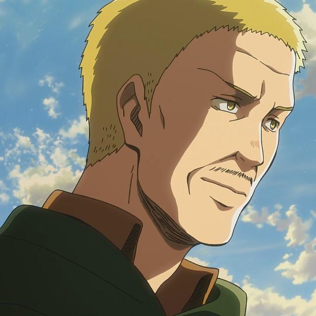 Attack on Titan: Chân dung Hannes – người lính dũng cảm đã cứu mạng Mikasa, Eren và Armin - Ảnh 1.