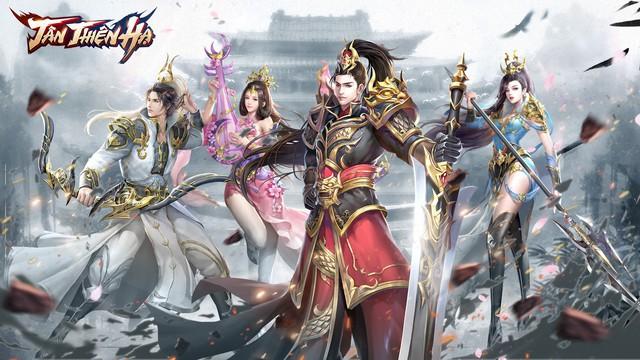 Trải nghiệm Tân Thiên Hạ - Game nhập vai quốc chiến PK phê, bắt gái phê qua chùm ảnh Việt hóa độc quyền - Ảnh 2.