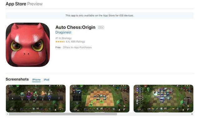 Auto Chess Mobile ra mắt trên iOS với tên mới, quyết không dính dáng với Valve - Ảnh 3.