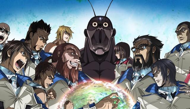 Manga cũ mà hay: Terra Formars, khi cả thế giới phải điên đảo và hỗn loạn vì loài gián - Ảnh 4.