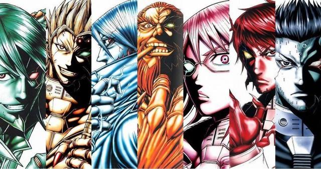 Manga cũ mà hay: Terra Formars, khi cả thế giới phải điên đảo và hỗn loạn vì loài gián - Ảnh 1.