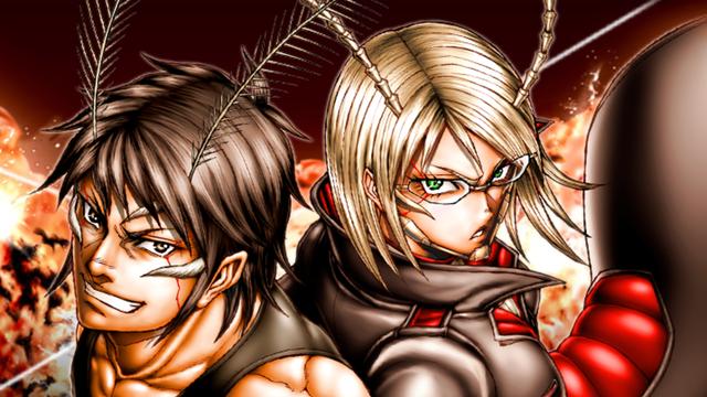 Manga cũ mà hay: Terra Formars, khi cả thế giới phải điên đảo và hỗn loạn vì loài gián - Ảnh 2.
