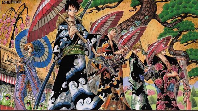 Anime One Piece sắp tiến vào arc Wano, hứa hẹn cảnh tượng Rồng Thần Kaido bay lượn trên trời xanh vô cùng mãn nhãn - Ảnh 3.