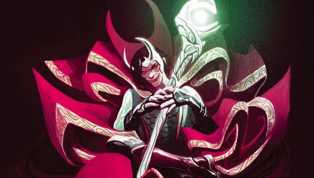 10 siêu anh hùng từng trở thành Phù Thủy Tối Thượng thay thế Doctor Strange: Có cả Loki và Iron Man - Ảnh 7.