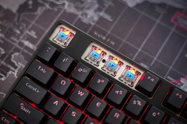 Loạt bàn phím cơ siêu rẻ mà cực ngon cho game thủ ví mỏng: Chỉ cần chi hơn 500k một chút - Ảnh 3.