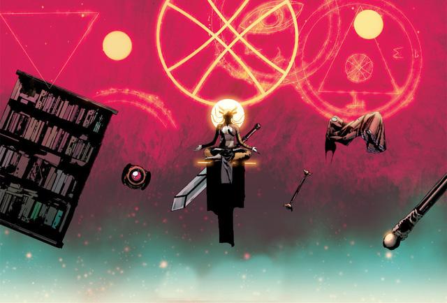 10 siêu anh hùng từng trở thành Phù Thủy Tối Thượng thay thế Doctor Strange: Có cả Loki và Iron Man - Ảnh 5.