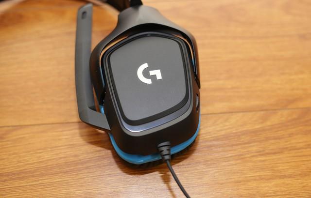 Trải nghiệm nhanh Logitech G431 - Tai nghe gaming siêu nhẹ đeo cả ngày không mỏi - Ảnh 7.