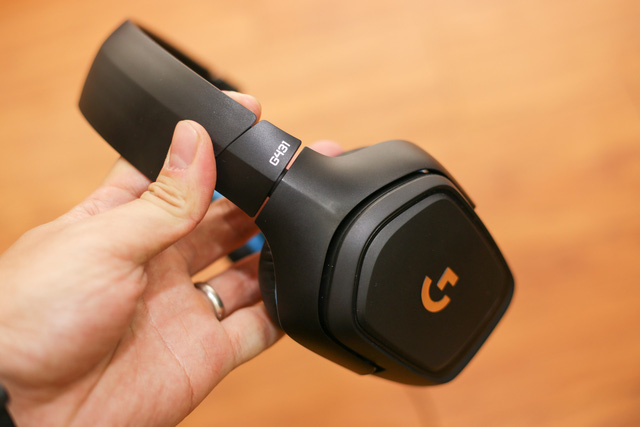 Trải nghiệm nhanh Logitech G431 - Tai nghe gaming siêu nhẹ đeo cả ngày không mỏi - Ảnh 6.